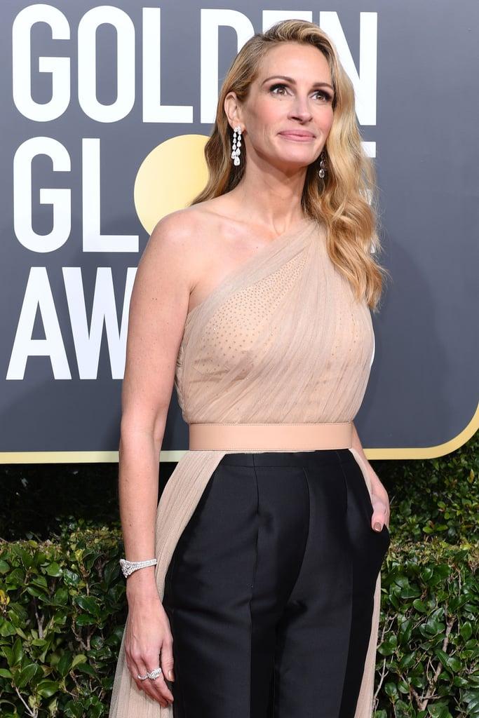 Julia Roberts at Golden Globes