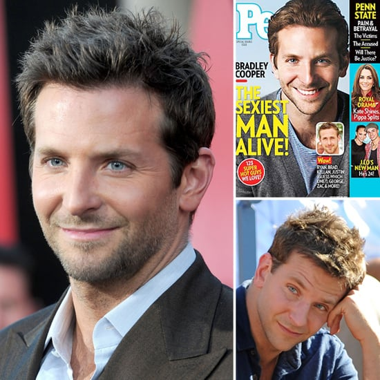 Bradley Cooper Sexy Pictures to Celebrate His People Sexiest Man Alive 2011 Crown