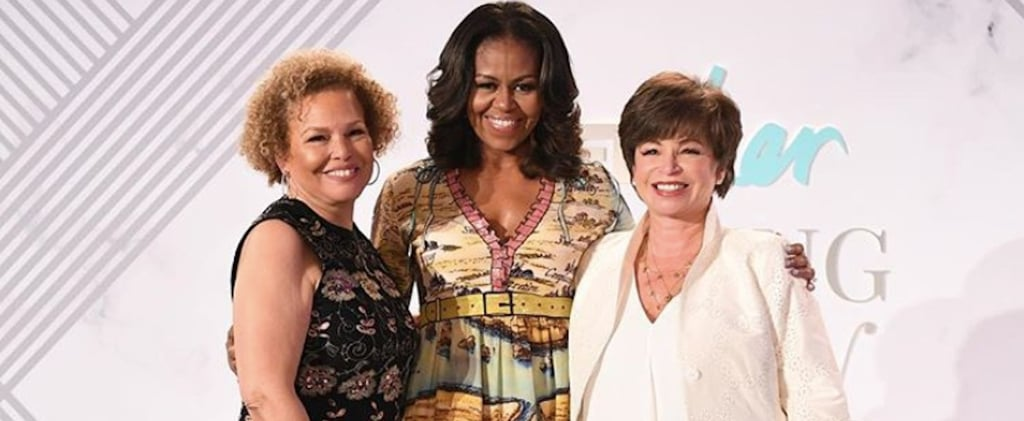"Every Gal's Got That Dress That Makes Them ""Ooh"" and ""Ahh"" — This Is Michelle Obama's"