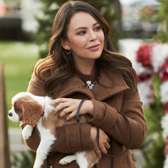 Janel Parrish Interview About Hallmark's Holly & Ivy