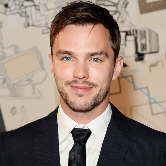 Nicholas Hoult in London October 2015