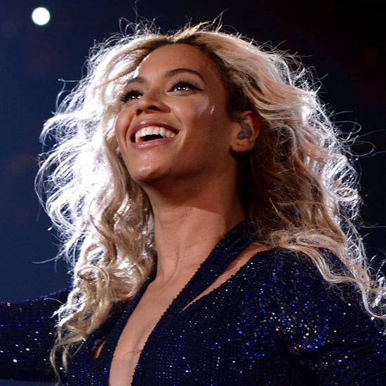 Beyonce Rise Fragrance Launch