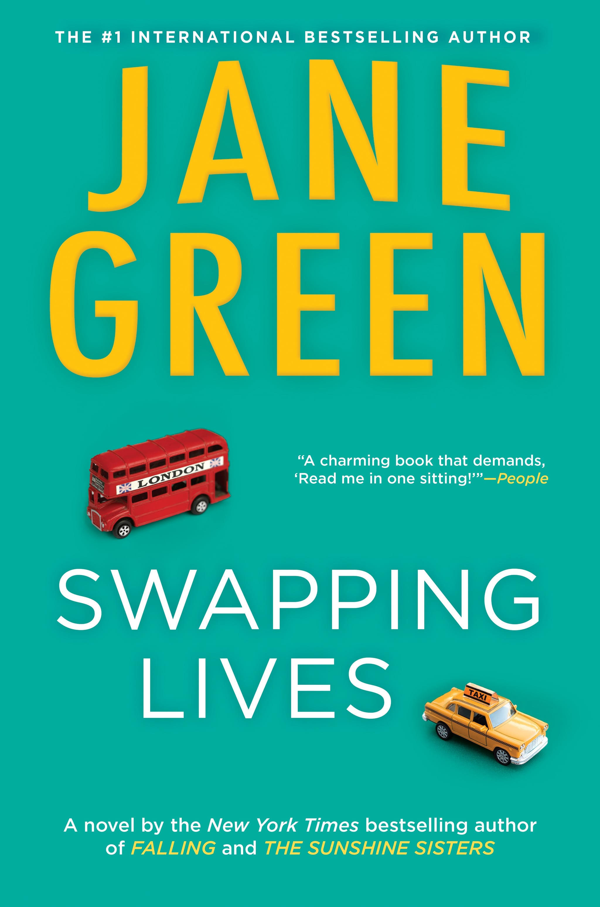 Swapping Lives Just Dipping Your Toe Into Jane Green Books