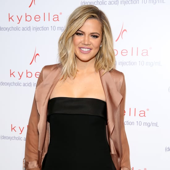 Khloe Kardashian Kitchen Organisation Pictures
