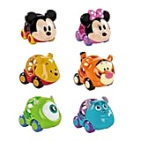 Disney Baby Go Grippers Collection Push Cars