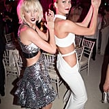 Pictured: Taylor Swift and Karlie Kloss