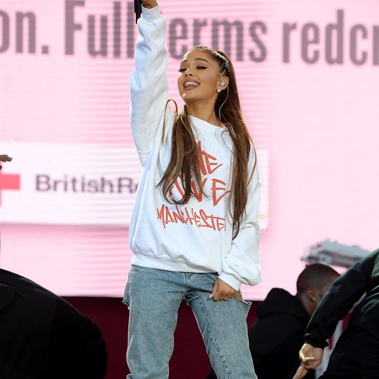 Ariana Grande Receiving Honorary Citizenship of Manchester