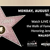 Judy's Speech at Jennifer Garner's Hollywood Walk of Fame Ceremony