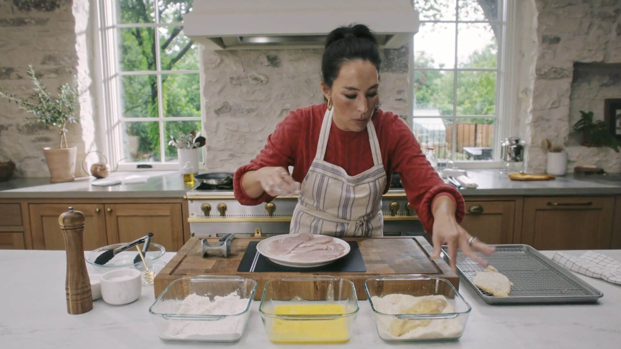 Magnolia Table With Joanna Gaines Discovery Review Popsugar Entertainment