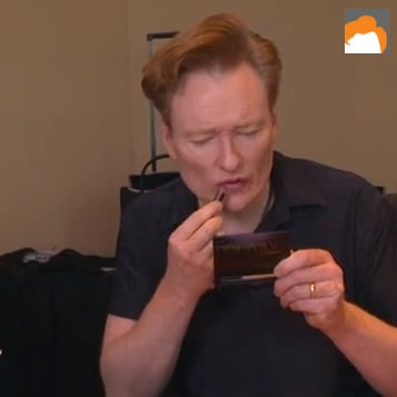 Conan O'Brien Visits Mary Kay Headquarters | Video