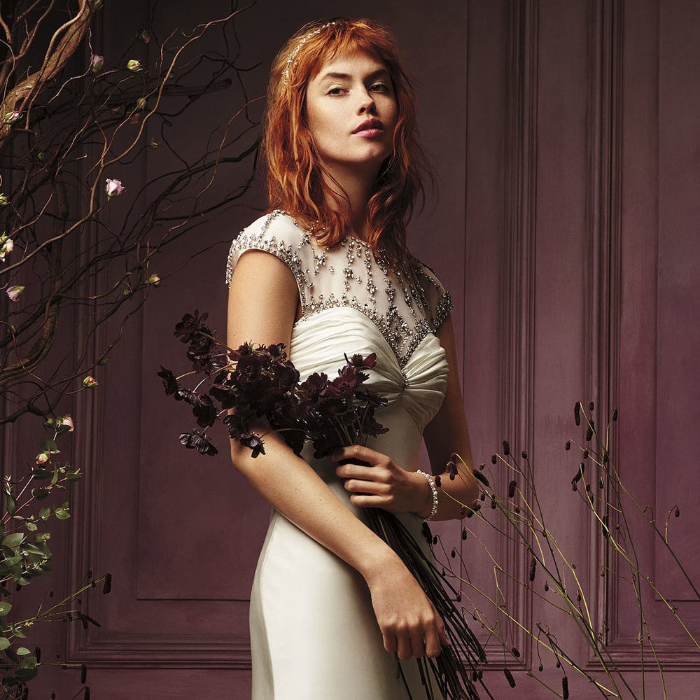 Jenny Packham Wedding Dresses For David\'s Bridal | POPSUGAR Fashion
