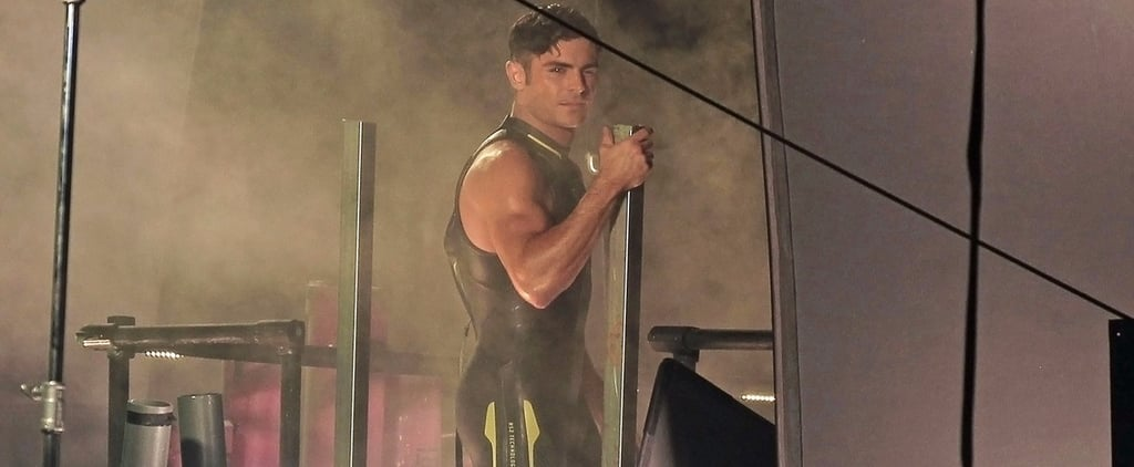 Let Zac Efron's Soaking-Wet Body Cure Your Case of the Mondays