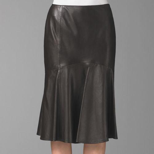 Fun Fall Buy: Leather Skirts