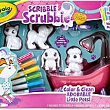 For 9-Year-Olds: Crayola Scribble Scrubbie
