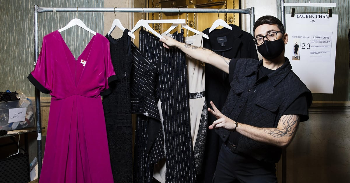Christian Siriano Sent Thrifted Clothes Down His Runway, and Now They're on Sale For Under $100.jpg
