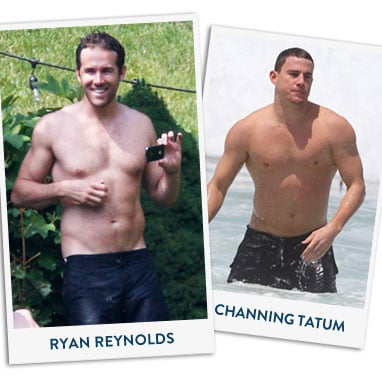 Celebrity Shirtless Pictures 2012