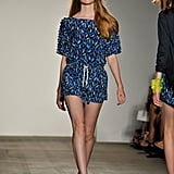 Spring 2011 New York Fashion Week: Karen Walker