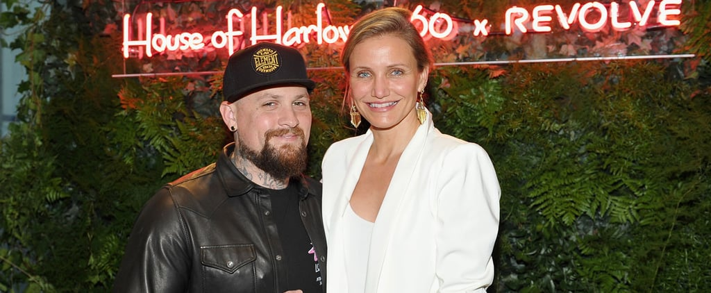 Cameron Diaz and Benji Madden Look More in Love Than Ever While Attending a Party in LA