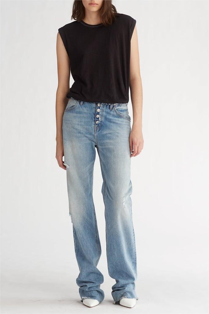 Hudson Sloane Extreme Baggy Jean