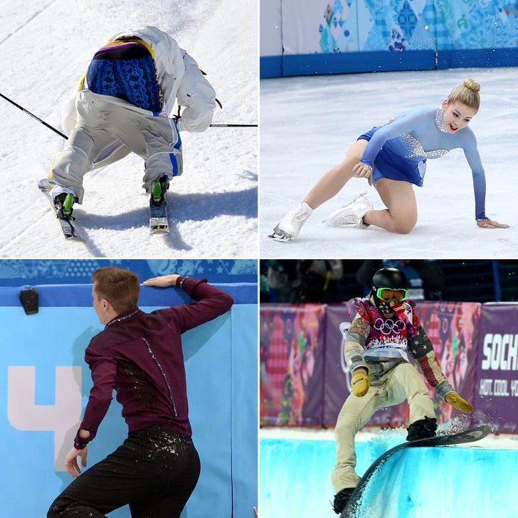 Wipeout! The Biggest Slips and Spills of the Olympics