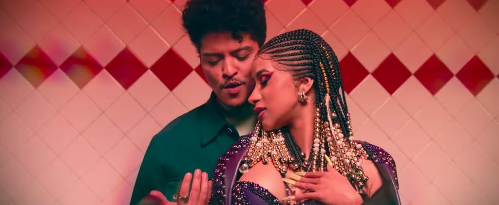 "Cardi B and Bruno Mars ""Please Me"" Music Video"