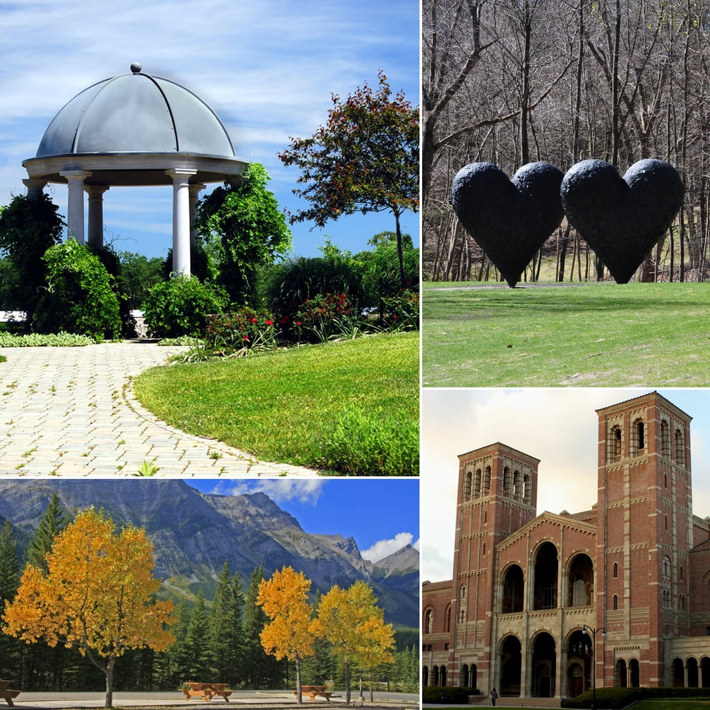 Public Places to Get Married