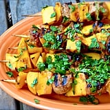 Pork 'n' Mango Skewers