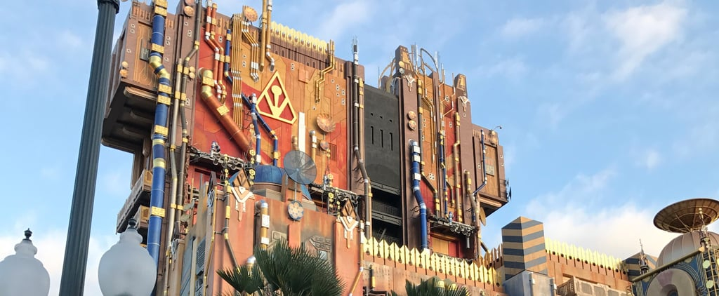 Can You Find the Hidden Mickey on Disneyland's New Guardians Ride?