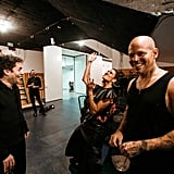 Residente Performs With the LA Philharmonic