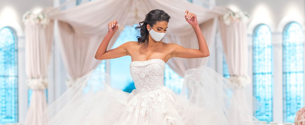 See New Disney Princess Wedding Dresses From Allure Bridals