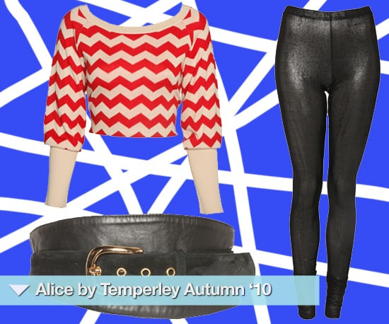 Key Pieces from the Autumn Winter Alice by Temperley Collection