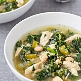 Slow-Cooker Quinoa, Chicken, and Kale Soup