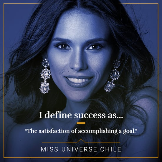 How Miss Universe Contestants Define Success