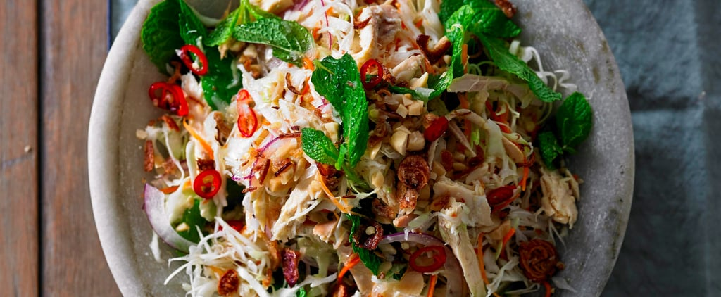 This Easy Vietnamese Chicken Salad Is the Answer to Your Weeknight Woes