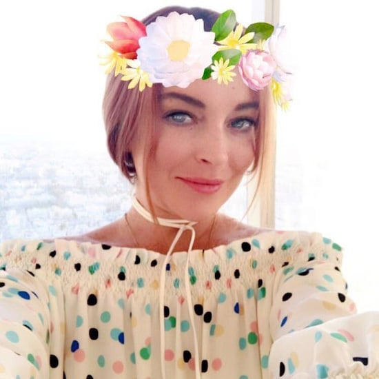 Lindsay Lohan Hits Back at Relationship Rumors on Instagram