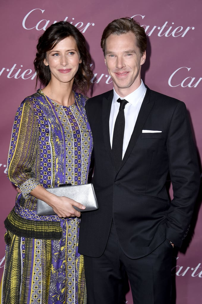 Benedict Cumberbatch at Palm Springs Film Festival 2015