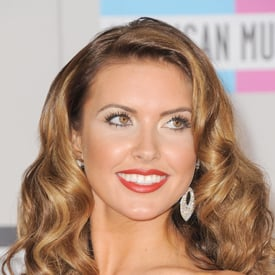 Audrina Patridge at 2011 American Music Awards