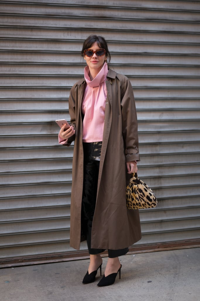 Enliven your neutrals with a pop of pink.