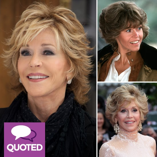 Jane Fonda on Romance, Aging, and Body Image