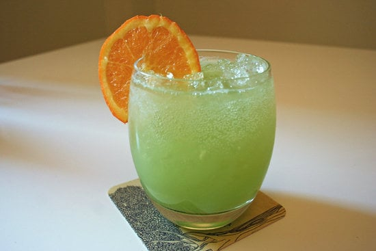 Melon Apple Mocktail