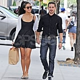 Shia LaBeouf and Karolyn Pho have been dating for a few months.