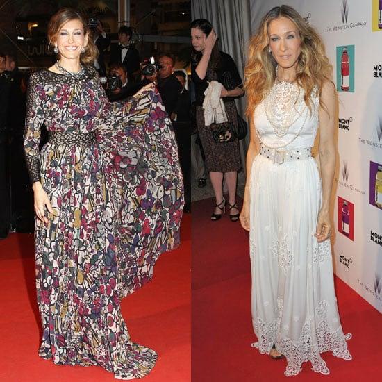 Sarah Jessica Parker at Cannes 2011