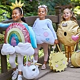 Pottery Barn Kids Emoji Costumes