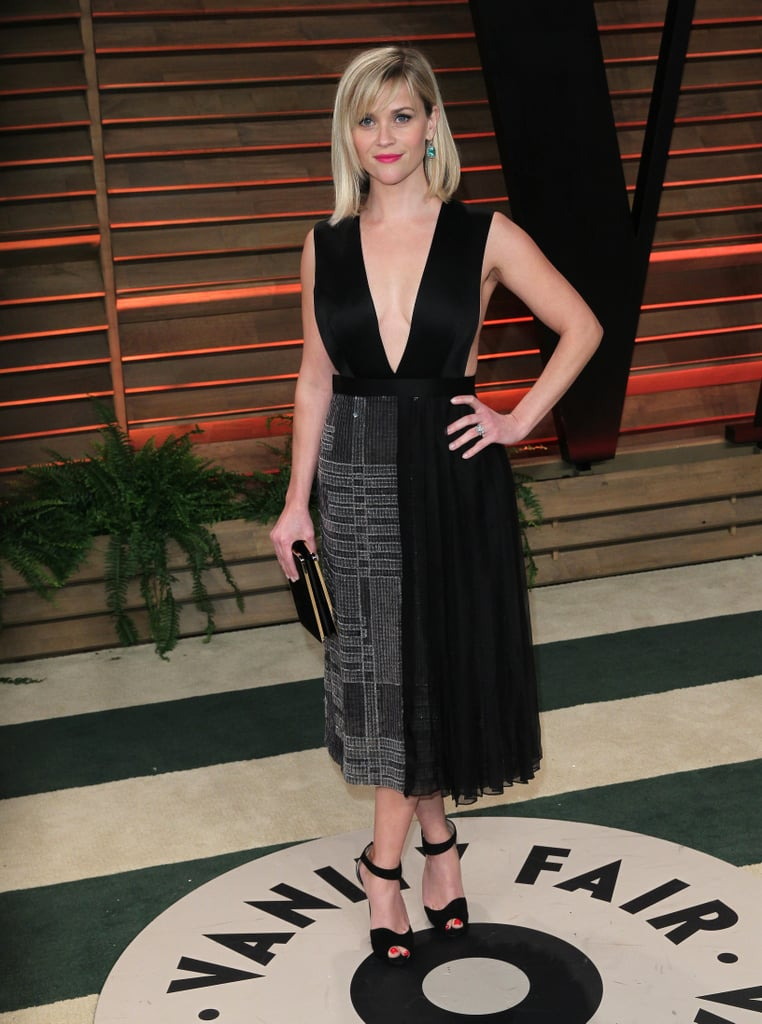 Reese Witherspoon at the 2014 Vanity Fair Post-Oscar Party