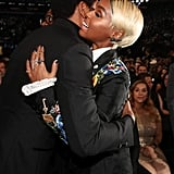 Pictured: JAY-Z and Janelle Monae