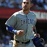 Brett Jackson, Cubs