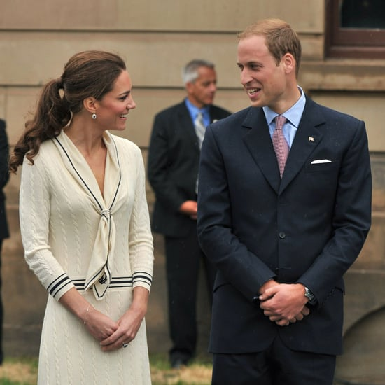 Kate Middleton and Prince William in Prince Edward Island Pictures