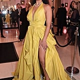 Jorja Smith Dress at Harper's Bazaar Women of the Year Award