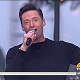"Hugh Jackman Singing ""The Greatest Show"" on the Today Show"