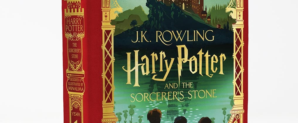 New Edition of Harry Potter and the Sorcerer's Stone 2020